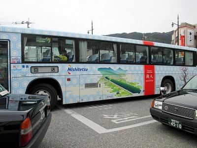 太宰府ライナーバス旅人(たびと)