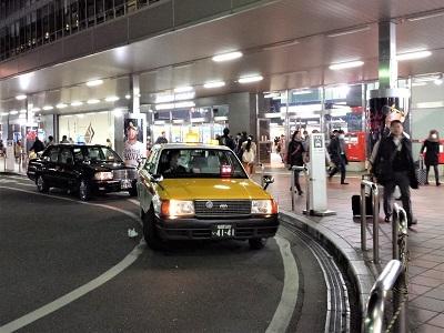 博多駅筑紫口から太宰府天満宮までのタクシー