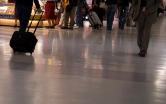 福岡空港国際線アクセス