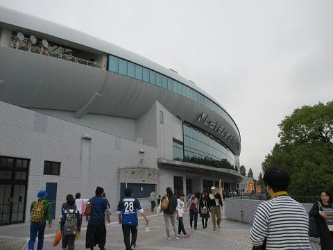 博多駅からレベルファイブスタジアム