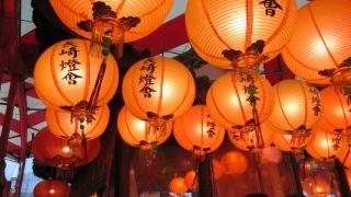 長崎ランタンフェスティバルは雨でも楽しめる