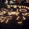 東長寺の灯明ウォッチング