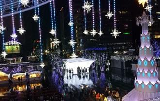 クリスマスマーケット博多2017