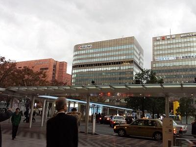 博多駅から福岡国際センターへの行き方
