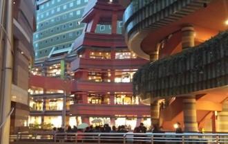 博多駅からキャナルシティの行き方