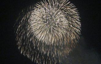 筑後川花火大会日程と時間