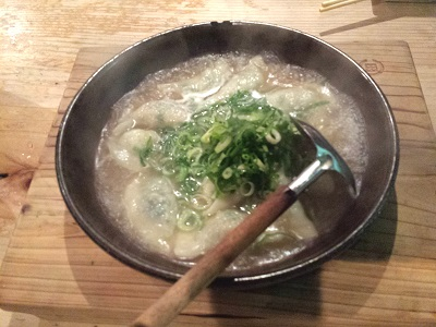 福岡 炊き餃子の池三郎