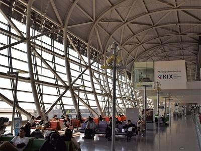 福岡から関西空港