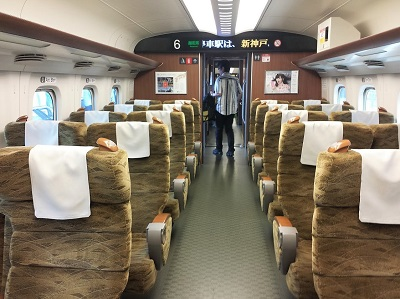 博多から新幹線みずほ