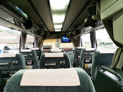 福岡から大阪へ高速バス