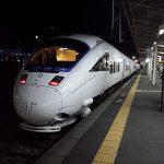 福岡から長崎への電車