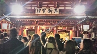 太宰府天満宮の初詣の時間と混雑