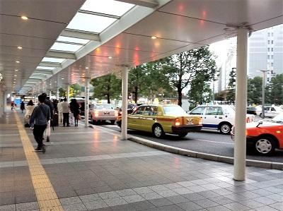 博多駅タクシー乗り場