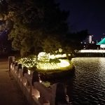 大濠公園イルミネーション