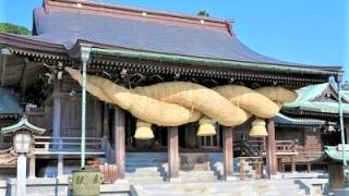 宮地嶽神社初詣