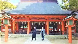 福岡住吉神社アクセス