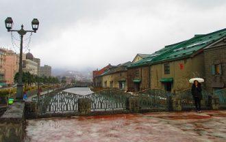 小樽の半日観光