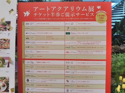 アートアクアリウム福岡2018博多シティ