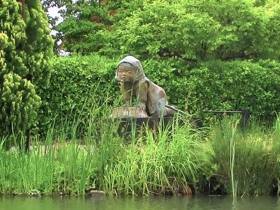 柳川川下り見どころ