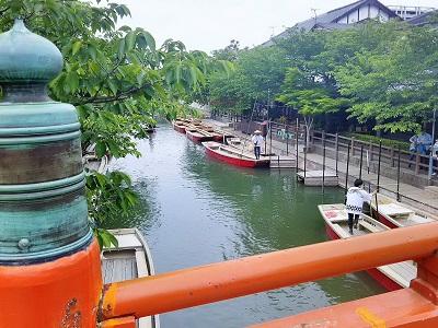 柳川川下りの料金と所要時間