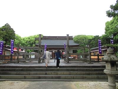 柳川 三柱神社