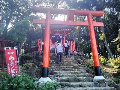 祐徳稲荷神社の見どころと所要時間