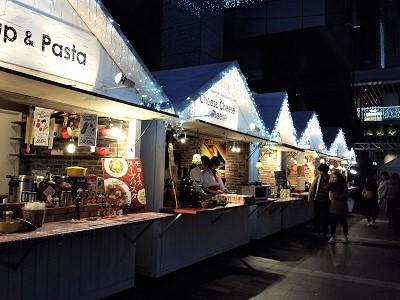 クリスマスマーケット博多2018