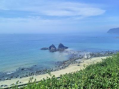 糸島 二見ヶ浦の夫婦岩の周辺スポットのおすすめ