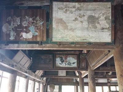 千畳閣(豊国神社)の絵馬
