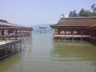 厳島神社の見どころ