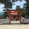 広島 宮島の清盛神社