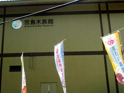 宮島水族館の営業日と開園時間