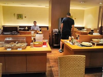 チサンホテル広島の朝食
