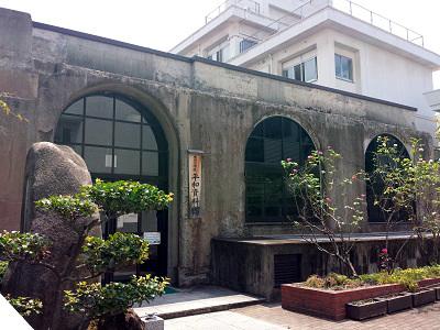 本川小学校平和資料館の見学と時間