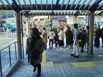 太宰府駅から坂本八幡宮への行き方