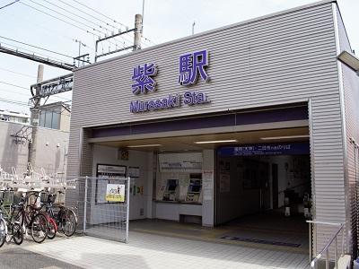 JR二日市駅から西鉄紫駅への乗り換え方法