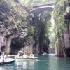 高千穂峡のボートの時間と料金と予約