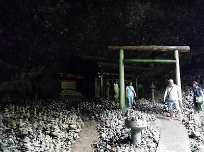 天岩戸神社と天安河原を徒歩で