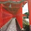山口下関の福徳稲荷神社は千本鳥居