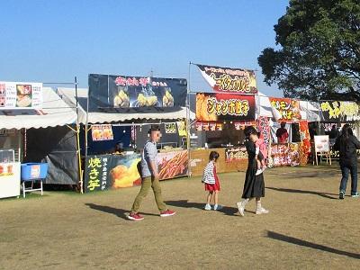 キリンビール福岡コスモスフェスタ