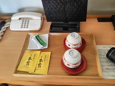 コートホテル京都四条のおもてなし