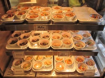 京菜味のむらの温かいおばんざい