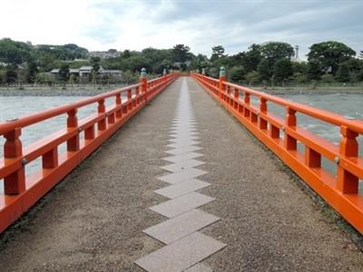 宇治観光コース朝霧橋