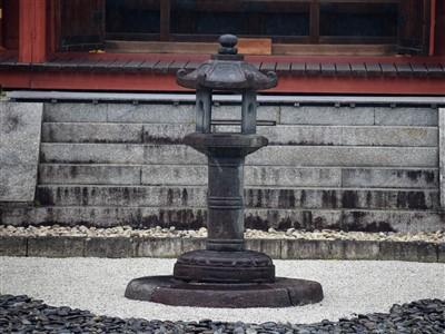 平等院型燈籠