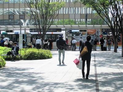 博多駅前Aのりばからヤフオクドーム